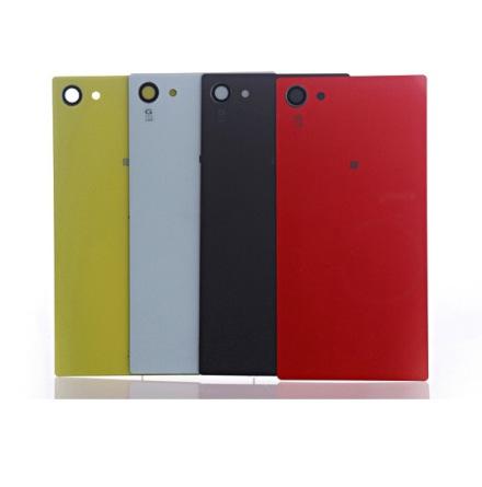 Sony Xperia Z5 Compact Batterilucka (Baksida), RÖD