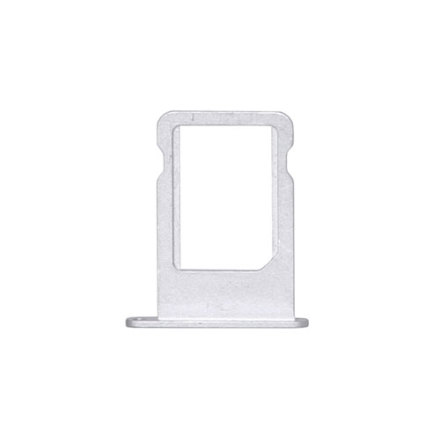 iPhone 5/5S - SIM-korthållare SILVER
