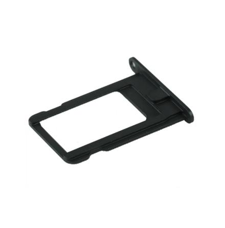 iPhone 5/5S - SIM-korthållare SVART