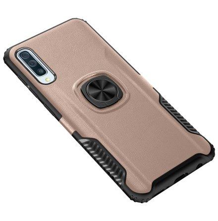 Samsung Galaxy A50 - Skyddande Skal med Ringhållare