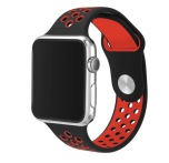 Apple Watch 42mm -  NORTH EDGE Stilrena Silikonarmband