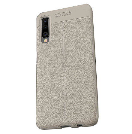 Samsung Galaxy A50 - Skyddande Silikonskal (Auto Focus)