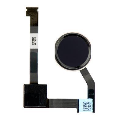 iPad Air2/Mini4/Pro - Hemknapp med flex - Svart