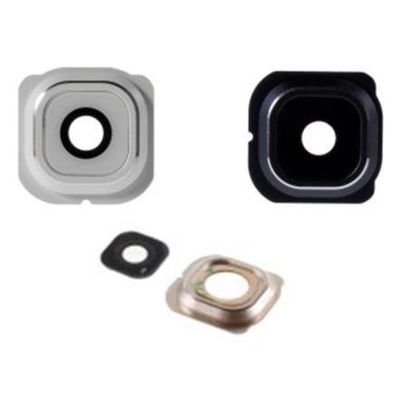 Samsung Galaxy S6 Edge - Kameralins (Guld/Silver/Vit/Svart)