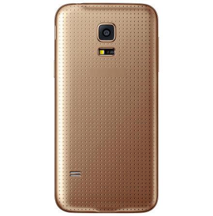 Samsung Galaxy S5 Mini - Batterilucka (GULD)