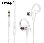 FONGE In-ear Sport- Hörlurar med Mic (Earphone)