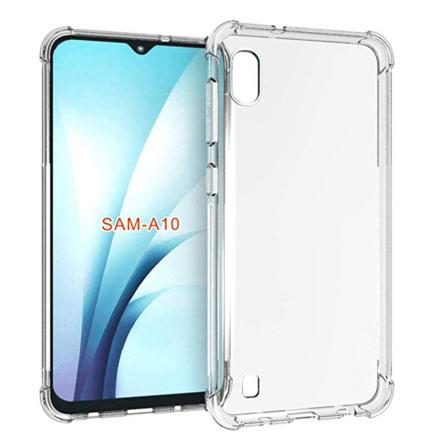 Samsung Galaxy A10 - Stötdämpande Silikonskal (FLOVEME)