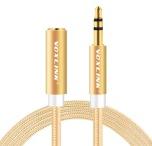 AUX-förlängningskabel 3,5mm (Ljudkabel) VOXLINK