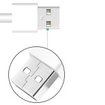 2-Pack Type-C USB Laddnings Kabel