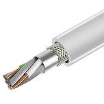 5-Pack 1M Lightning Laddnings Kabel