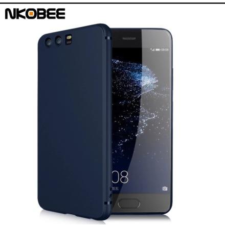 Huawei P10 PLUS - Stilrent silikonskal  från NKOBEE