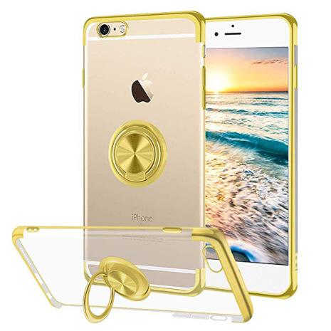 iPhone 5/5S - Praktiskt Skyddsskal i Silikon (FLOVEME)