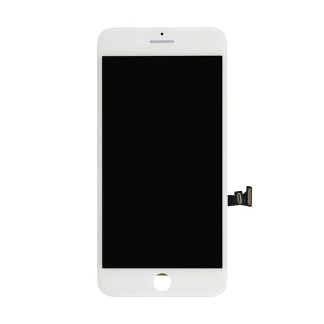 iPhone 7 - LCD Display Skärm Komplett med Smådelar (Vit)