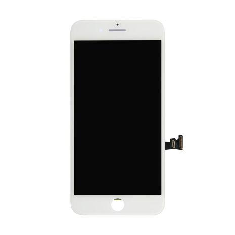 iPhone 7 - LCD Display Skärm Komplett med Smådelar (Vit)