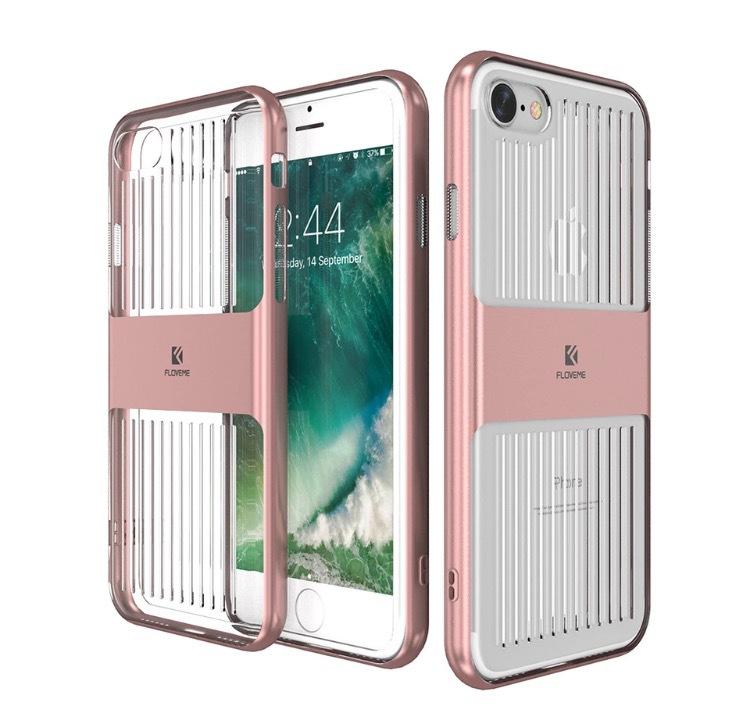 Artikelbild  iPhone 6 6S - HYBRID skal med stötdämpande funktion från  FLOVEME de2f1728bd3a5