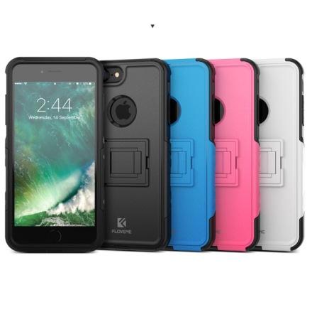 iPhone 7 Plus - Stötdämpande HYBRID skal från FLOVEME