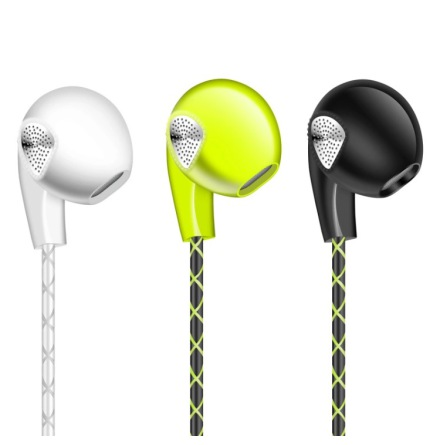 FONGE Sport In-ear Hörlurar med Mic (Earphone)