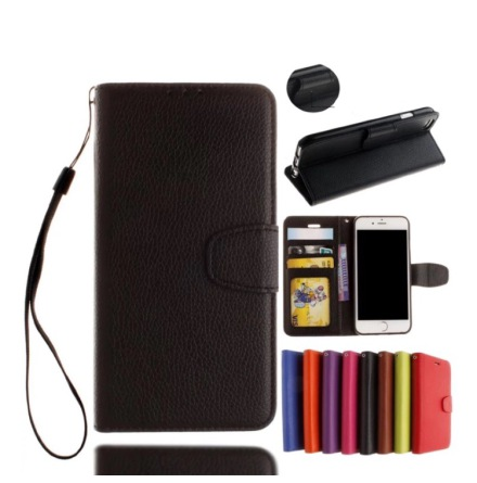 iPhone 5/5S/SE - Stilrent Plånboksfodral från NKOBEE