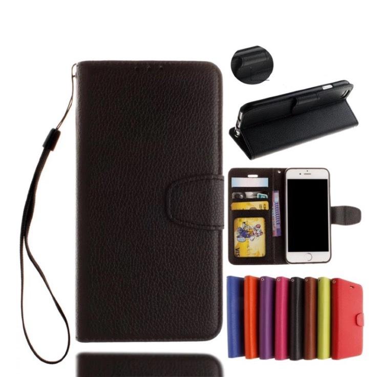 Artikelbild  iPhone 6 6S Plus - Stilrent Plånboksfodral från NKOBEE c466447d9a888