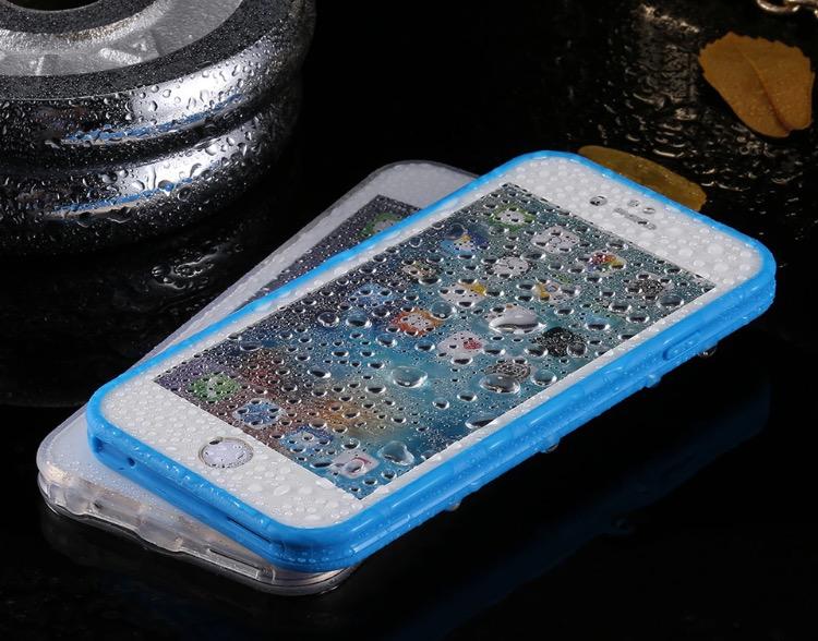 iPhone 6 6S Plus - Praktiskt-VATTENTÄTT Fodral av FLOVEME - mobilrex c9688c741ed57