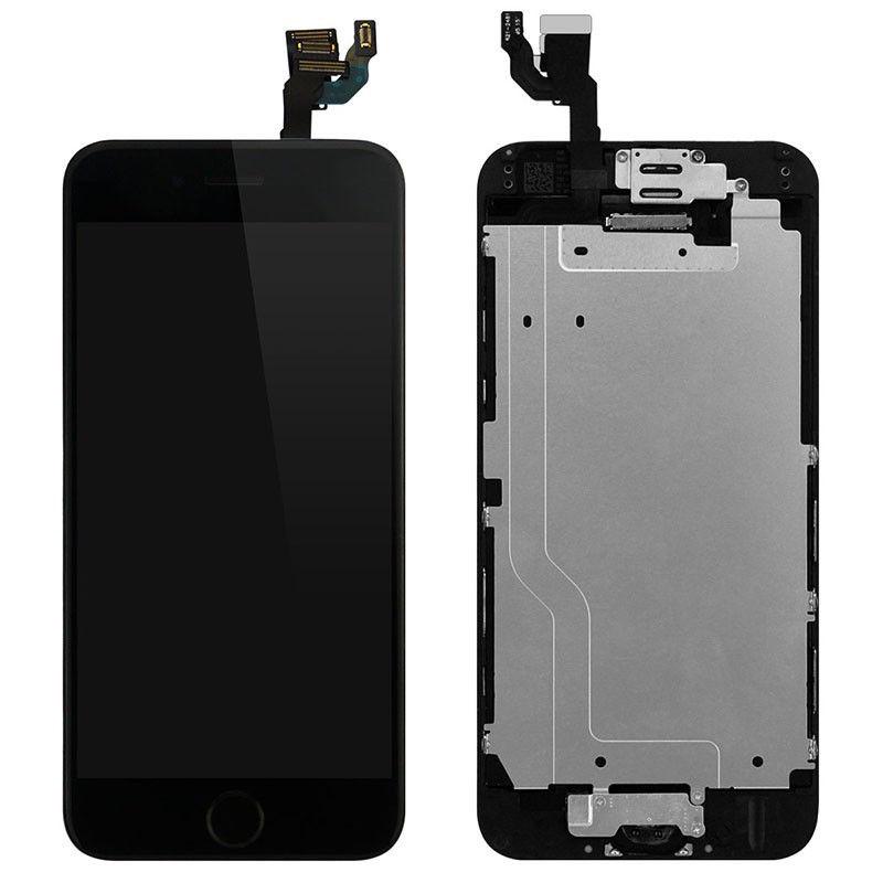 Iphone 6 Svart Skärm Vibrerar